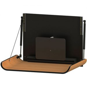 Classic Wall Mounted Computer Workstation Proximity Systems