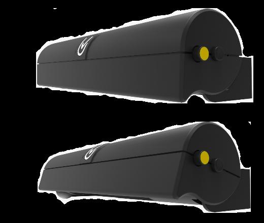 UV-C Light - UV-CLEAN Rotational Head